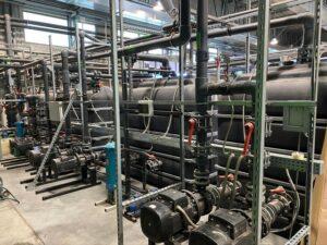 Chillery- systemy chłodzenia oparte o wodę lodową