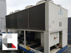 Agregat wody lodowej Clivet 427 kW