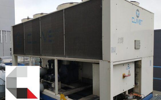 Chiller Clivet 427 kW