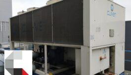 Serwis chiller Clivet WSAT-SC165F