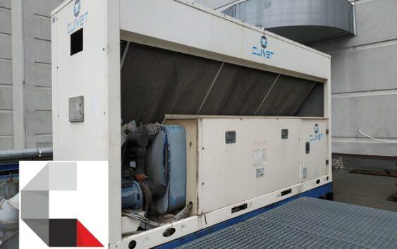 Serwis chiller Clivet WSAT-SC90C