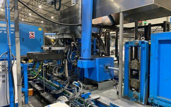 Chłodzenie maszyn przemysłowych