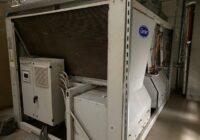 Serwis chiller Carrier 30RBP-360