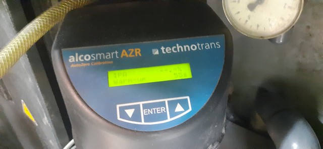 Naprawa TechnoTrans beta c 200L