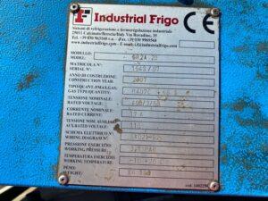Przegląd techniczny agregatu wody lodowej Frigo GR2A 20