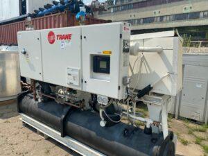 Serwis agregatu wody lodowej Trane RTUD110