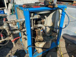 Serwis chiller Industrial Frigo GR2A 20